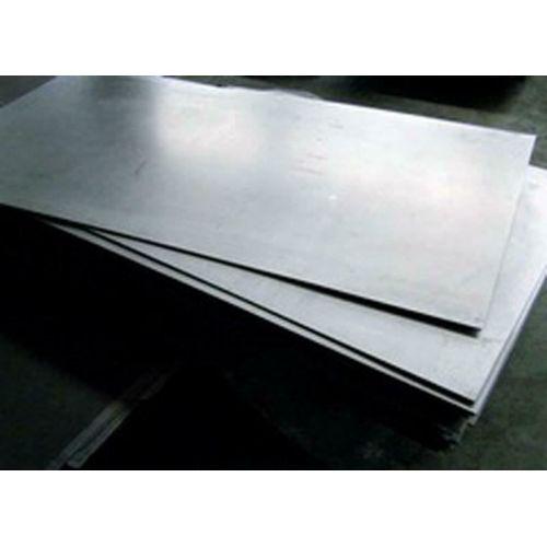 Tôle de Titane grade 5 Plaque 1mm 3.7165 Tôle de Titane découpée de 100mm à 2000mm