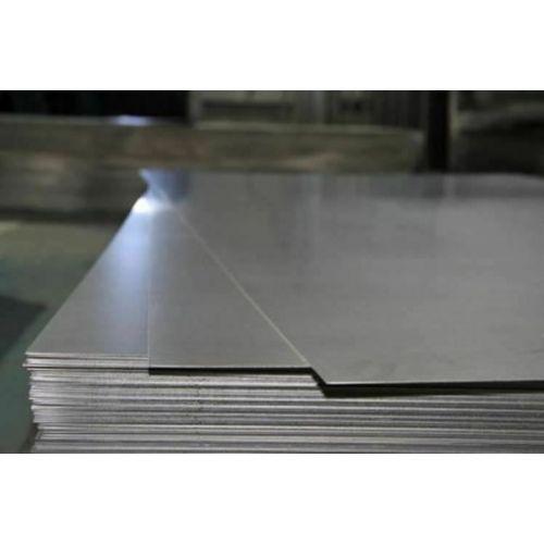 Tôle de Titane grade 5 Plaque 2mm 3.7165 Tôle de Titane découpée 100mm à 2000mm