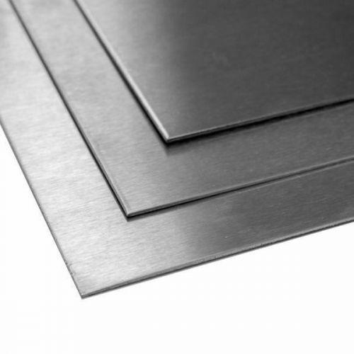 Tôle de Titane grade 5 Plaque de 8mm 3.7165 Tôle de Titane découpée de 100mm à 2000mm