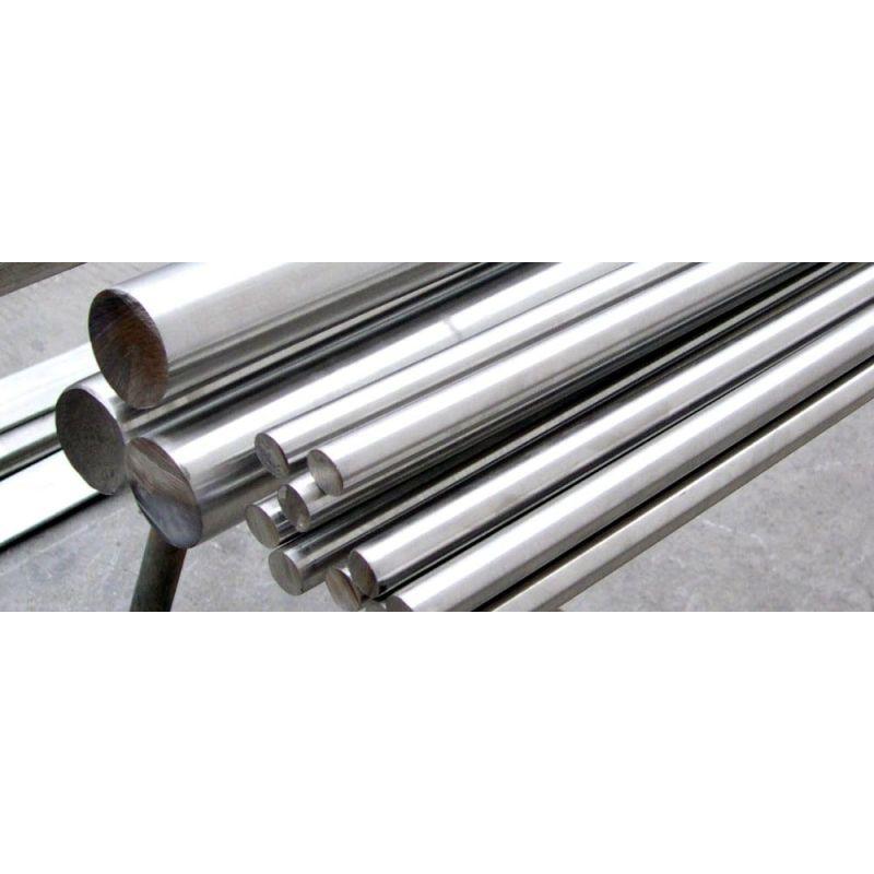 Tige ronde en métal Hafnium 99,9% de Ø 2 mm à Ø 20 mm Hafnium Hf Element 72,  Métaux rares