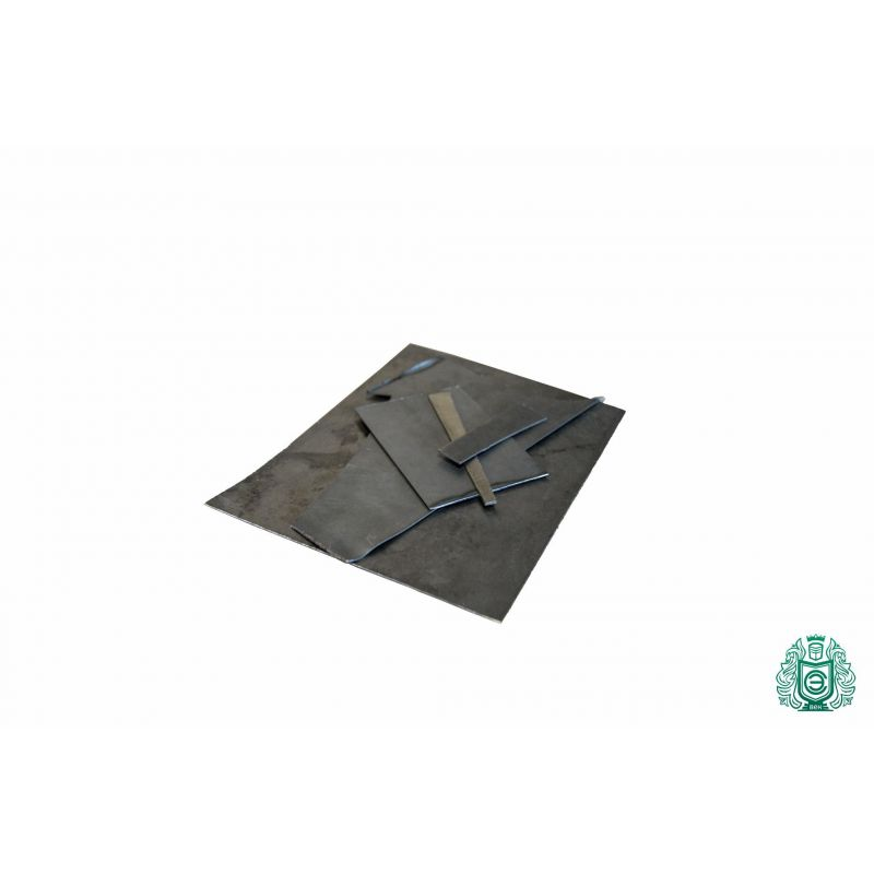 Niobium (Niobium) Nb 99,9% élément métallique pur 41 bande 5gr-5kg fournisseur,  Métaux rares