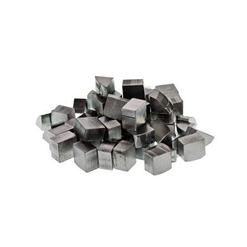 Hafnium pureté 99,9% élément pur en métal 72 barres 5gr-5kg blocs métalliques Hf, métaux rares