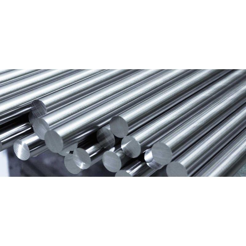 Tige ronde en molybdène 99,9% de l'élément métallique Ø 2 mm à Ø 120 mm 42 Fils Molybdène,  Les catégories
