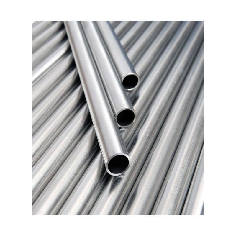 Tube Nickel 200 1x0.25mm-1.7x0.3mm tube capillaire 2.4066 paroi mince 0,1-2 mètres, alliage de nickel