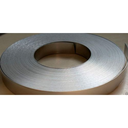 Ruban ruban en tôle 1x6 mm à 1x7 mm 1,4860 Ruban en feuille Nichrome fil plat 1-100 mètres,  Alliage de nickel