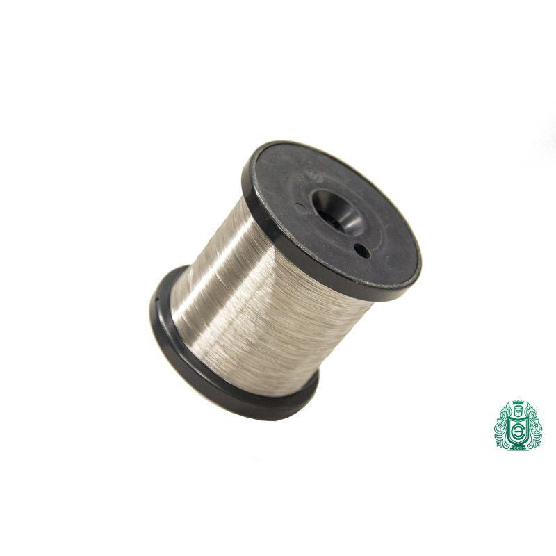 Fil de nickel 0,1-5 mm Fil pur à 99,6% Fil chauffant Ni200 pouces Nickel 1-500 Met, alliage de nickel
