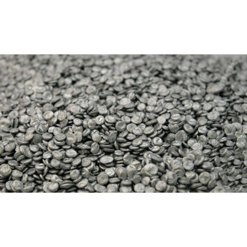 Élément en métal pur de zinc Zn 99,99% 30 granules 5gr-5kg fournisseur,  Métaux rares
