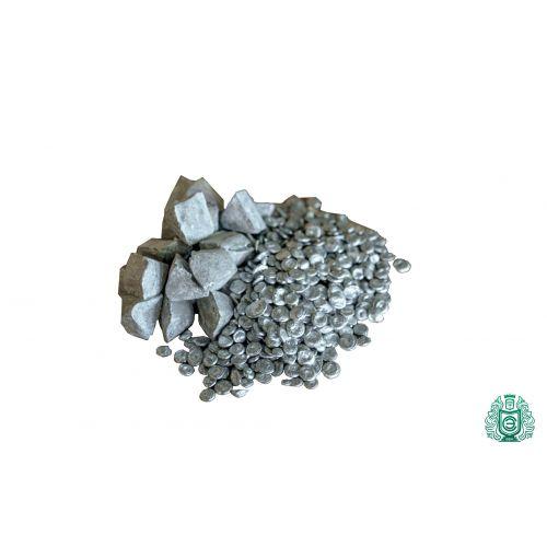 Zinc Zn pureté 99,99% zinc brut élément métallique pur 30 pyramides 10gr-5kg,  Métaux rares