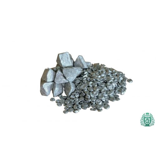 Zinc Zn pureté 99,99% zinc brut élément pur métal 30 pyramides 10gr-5kg, métaux rares