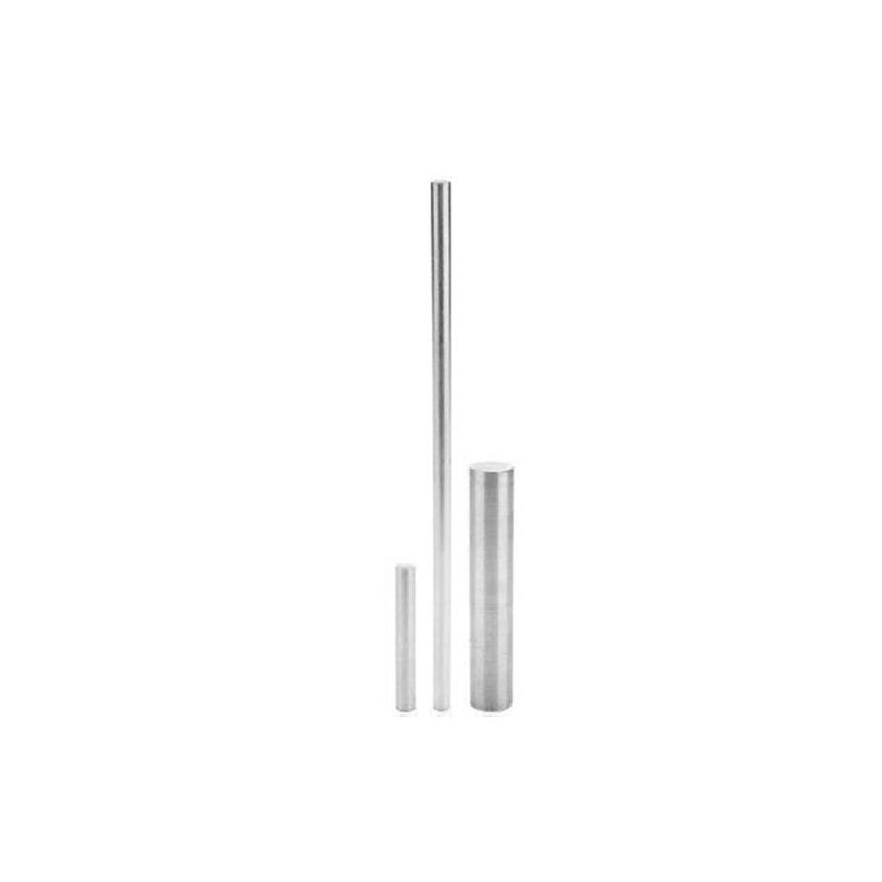 Tige ronde en métal magnésium 99,9% de Ø 2 mm à Ø 120 mm Élément magnésium Mg 12, magnésium