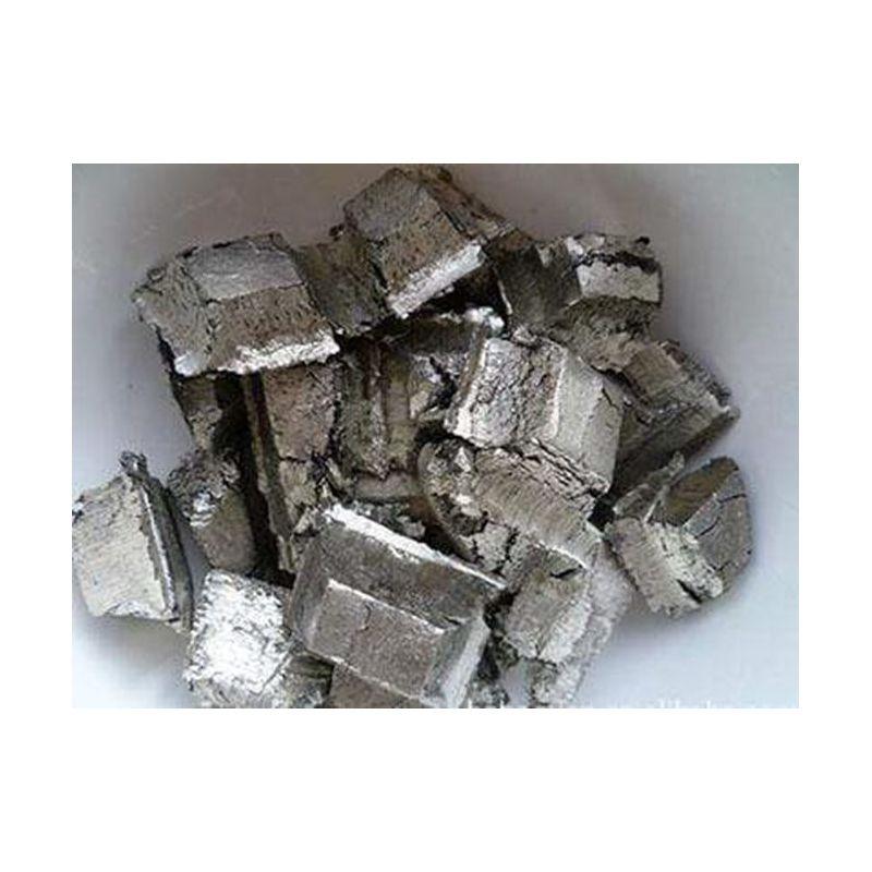Europium métal 99,99% pur métal Eu 63 élément métaux rares, métaux rares
