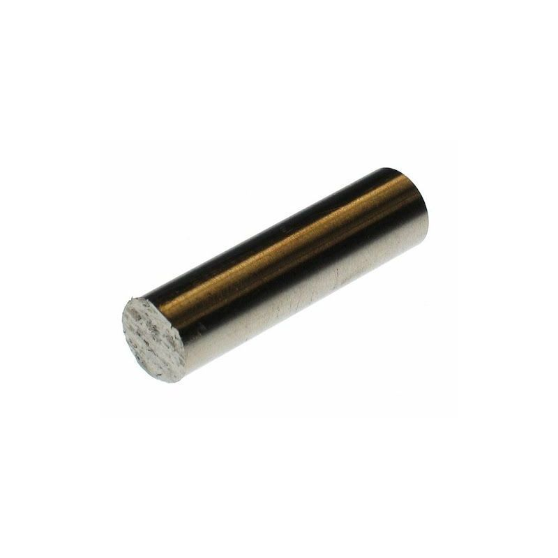 Tige ronde en métal zirconium 99,9% de Ø 2 mm à Ø 120 mm Elément Zirconium Zr 40,  Métaux rares