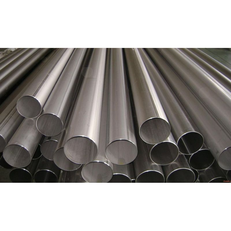Tube Inconel 601 12,7-114,3 mm Tube N06601 tube rond 2.4851 tube 0,1-2,5 mètres, alliage de nickel