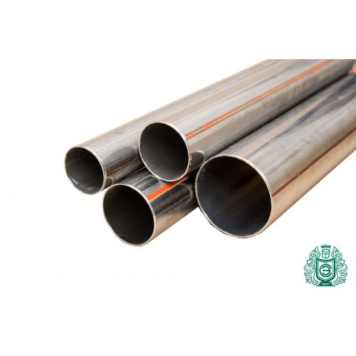 Tuyau en acier inoxydable 14x0,5 mm 1,4541 Aisi 321 tuyau rond construction métallique garde-corps 0,25-2 tuyau d'eau,  acier in