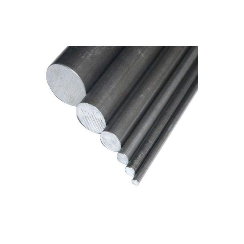 Tige en acier Ø0,4-110 mm Tige ronde Tige en Fe matière ronde 0,1-2 mètres, acier