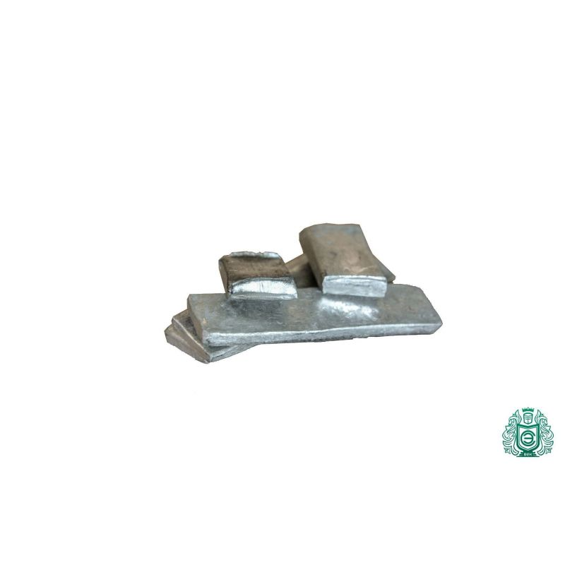 Barres d'indium 99,99% de 1 gramme à 5 kg élément de lingot 49 Métal pur In (49), métaux rares