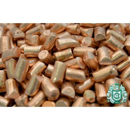 Granulat de cuivre 99,9% élément 29 pièces de cuivre coulées en métal pur coulé 25gr-5kg, catégories