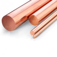Tige de cuivre. Principaux domaines d'application et propriétés
