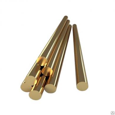 Tige ronde en laiton. Application & caractéristiques du matériau